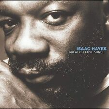 1 CENT CD Greatest Love Songs - Isaac Hayes