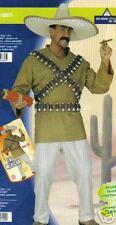Costume deguisement Mexicain GRINGO RAINBOW ADULTE T. XL 44/48 ( sans chapeau )