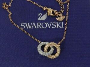 SWAROVSKI  Stone Necklace, Multi-colored, Rose-gold tone plated, 5414999