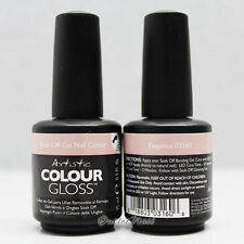 Artistic Nail Design >> PART C Colour Gloss Soak Off Gel Colour - SHIP IN 24H