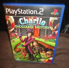 Charlie And The Chocolate Factory Ps2 Juego