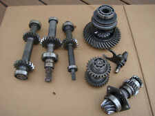 JOHN DEERE F1145 DIFFERENTIAL GEARS & FINAL PINION SHAFTS- FREE SHIPPING