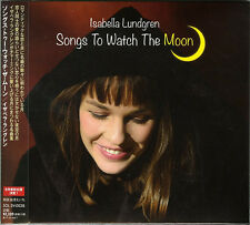 ISABELLA LUNDGREN-SONGS TO WATCH THE MOON-JAPAN CD F09