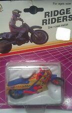 Kawasaki DRAG PRO Racing Bike Ridge Riders Zee Toys Blister Motorcycle NIP NEW