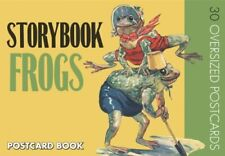 New - Storybook Frogs Postcard Book