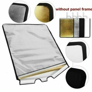 Selens Stainless Flag Panel Cloth Reflector Diffuser fr Photography Video Studio