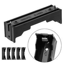 5Pcs/Set DIY ABS Storage Box 2-Pin Holder Case For 1x Li-ion 18650 3.7V Battery