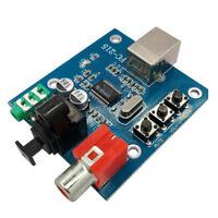 PCM2704USB sound card DAC decoder USB input coaxial fiber HIFI sound card d V0H7