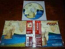 Angra / Freedom Call JAPAN VICP-18014 A6