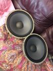 jbl 130A, 8 OHMS, One Pair Woofer Is In Excellent Condition And Very Clean.