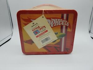 1970's Hot Wheels Hallmark School Days Lunch Box, 1997