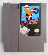 Excitebike Nintendo NES Game Cartridge Cleaned Tested ~ FREE SHIPPING