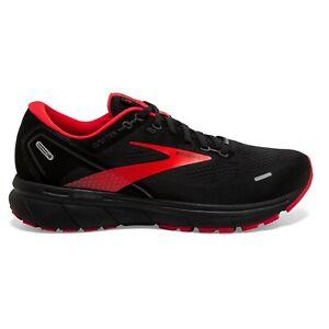 BROOKS GHOST 14 GTX Scarpe Running Uomo GORE-TEX®  Black   Red 110368 004