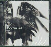 tHE BLACK CROWES - LIVE DOPPIO 2 CD NUOVO SIGILLATO