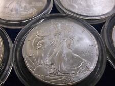 2008 American Silver Eagle Walking Liberty Coin 1oz  fine silver