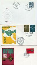 3 EPJ Europa de 3 pays différents très bon état identique à la photo
