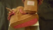 BABY UGG BOOTS BROWN SUEDE BRAND NEW IN BOX SIZE 6-12 MONTHS RRP £50 XMAS GIFT🎁