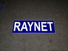 Raynet Imán REFLECTANTE MAGNÉTICO radioaficionados de emergencia de red 460 mm x1