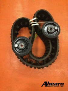 ASV RC30 UNDERCARRIAGE BOGEYS & RUBBER TRACK