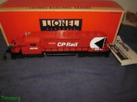 Lionel Trains 6-18209 Canadian Pacific SD-40 Non-Powered Unit MIB