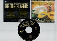SIMON GILBERT SINGS ~THE MUSICAL GREATS~ ANDREW LLOYD WEBBER (CD) *FREE P&P*