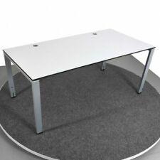 Steelcase Kalidro Schreibtisch Platte Weiß 160x80cm