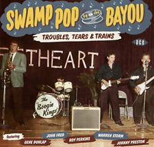Various Artists-`Swamp Pop By The Bayou - Troubles, Tears & T (US IMPORT) CD NEW