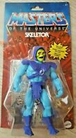 # beschädigte Karte # ORIGINS SKELETOR 2020 MATTEL Masters of the Universe GNN88