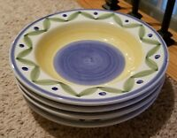 "Williams-Sonoma MARISOL 9 3/8"" Rim Soup Bowls Set(s) of 4"