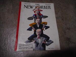 JUNE 19 1995 NEW YORKER vintage magazine - PEOPLE TOWER