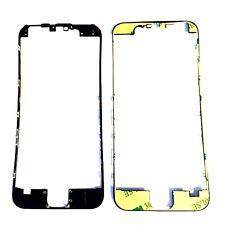 Mittel Rahmen für iPhone 6 Kleber Gehäuse Schale Frame Housing Bezel schwarz