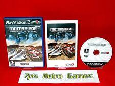 Motorsiege Warriors Of Primetime (PS2)