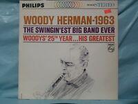 Woody Herman – 1963 – The Swingin'est Big Band Ever - VINYL LP
