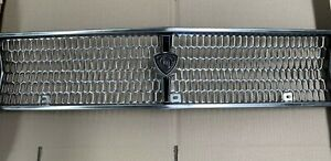 Mazda R100 M10A US Spec Front Grille Centre Inc Badge Rotary Coupe Brand New