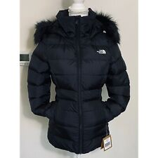 The North Face Women's Gotham Down Jacket II Coat TNF Black Sz S M L XL $230