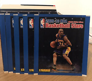 2009 Panini Stickers Lot Steph Stephen Curry Rc Rookie? 5 Pack Lot Invest Now