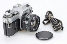 Canon AE-1 Lens Canon 50mm 1.8 FD    (Réf#C-014)