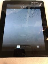Apple iPad A1337 - 1st Gen - 32GB -icloudoff Dead iPad For Parts Only Bundle