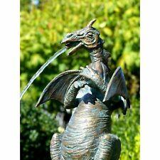 Rottenecker bronze Figur Skulptur Drache mit Walnuss 89055