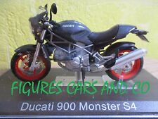 MOTO 1/24 DUCATI  900 MONSTER F4  COLLECTION GM  MOTORCYCLE