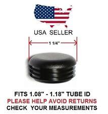 1 1/4 INCH ROUND TUBING PLUG/END CAP 1 1/4