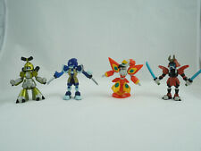 Hasbro Medabots mini-figures lot Betabot Robot