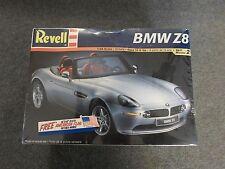 Revell/Monogram 1:24 scale BMW Z8 Sports Car Sealed Kit