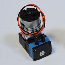 Micro Diaphragm Pump Ink Pump 450-550ml DC 24V 10W for Solvent Ink Liquid Gas