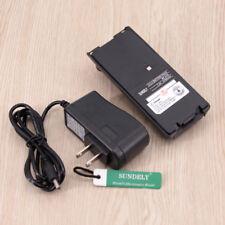 Battery 2700mAh BP-211N + Charger for ICOM IC-A6 IC-A24 IC-V8 IC-V82 U82 IC-F11