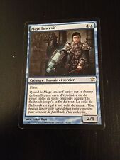 MTG MAGIC INNISTRAD SNAPCASTER MAGE (FRENCH MAGE LANCEVIF) PLAYED