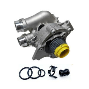 Upgraded aluminum Water Pump with Union seal for Audi A4 Q5 VW Jetta 1.8T 2.0T