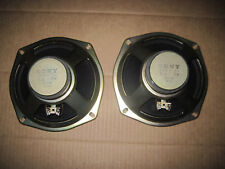 SONY TC-353  Reel To Reel Player Speaker 8 Ohm 5W Lot of 2 Tested p.