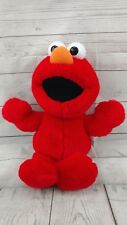 "Tickle Me Elmo 16"" Stuffed Plush Toy Fisher Price 32715 Doll Talks Laughs Shakes"