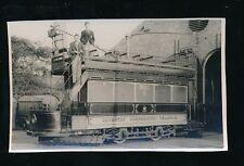 Warwicks Warwickshire Coventry Corp Tramways tram close up PHOTO 1947